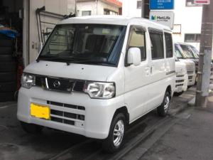 日産 NV100クリッパーバン GXターボ・ナビ・TV・ETC・キーレス・PW