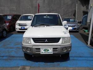 三菱 パジェロミニ スヌーピーエディション 4WD