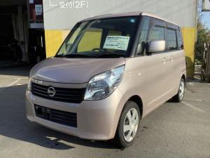 日産 ルークス G CVT FULL 2WD スマートキー ナビ TV