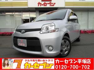 トヨタ シエンタ DICE-G ナビ 地デジ Bモニタ 両側Pスラ HID