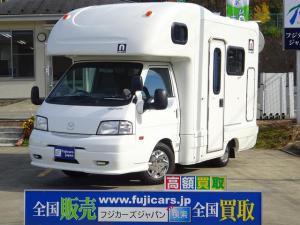 マツダ ボンゴトラック AtoZ アミティ 切替四駆 ウィンドウAC ツインサブBT