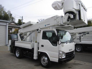 いすゞ エルフトラック 高所作業車 タダノ製AT-146TE