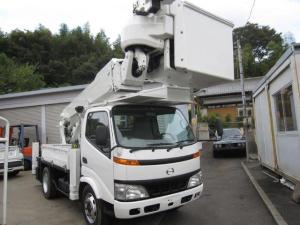 日野 デュトロ  高所作業車 タダノ製AT146TE