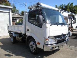トヨタ ダイナトラック  セフティ-ロ-ダ-ダンプ3.0t 花見台製