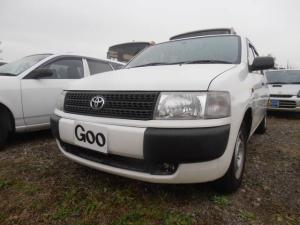 トヨタ プロボックスバン DXコンフォートパッケージ フル装備 ABS エアバッグ