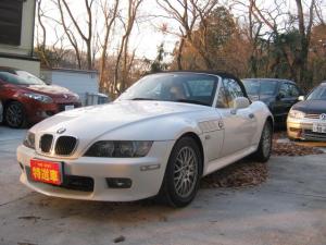 BMW Z3ロードスター 2.2i車検32年11月 ETC  走行3.5万キロ