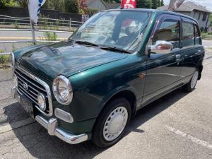 ダイハツ ミラジーノ ジーノ 4WD 5速MT 禁煙車