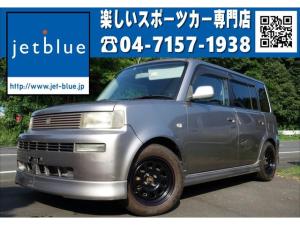 トヨタ bB Z Xバージョン 新品デイトナホイール  新品タイヤ タイミングチェーン式 キーレス 点検記録簿 保障付 分離式ETC
