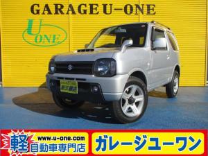 スズキ ジムニー XC ターボ 4WD 5速MT