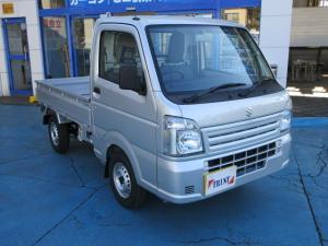 スズキ キャリイトラック KCエアコン・パワステ 届出済未使用車・4WD