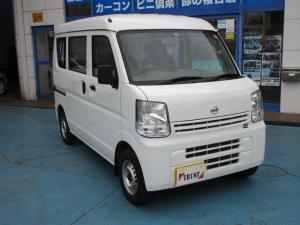 日産 NV100クリッパーバン DX エアコン・パワステ・ABS・ETC付