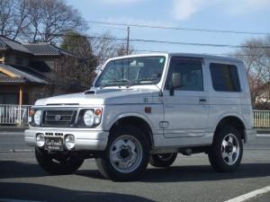 スズキ ジムニー XLリミテッド 4WDターボ