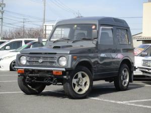 スズキ ジムニー パノラミックルーフEC 4WDターボ 外バンパー