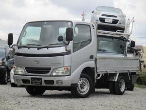 トヨタ トヨエース 1.5t Wタイヤ 3方開