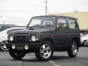 スズキ ジムニー XL 4WD 5MT ターボ 16インチアルミホイール パワステ