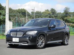 BMW X1 xDrive 25i ブラックレザーシート サンルーフ ナビ リアモニター スマートキー シートヒーター