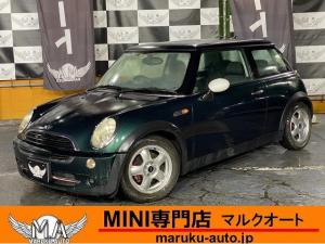 MINI ワン 後期モデル ETC CD