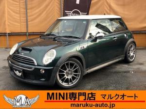 MINI クーパーS アーキュレーマフラー ブリッツ車高調 OZアルミ
