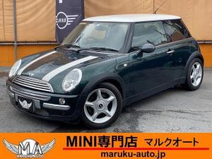 MINI クーパー 5速マニュアル サクラムマフラー 純正スポーツシート