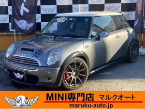 MINI クーパーS ブーストアップ APキャリパー ADVAN ホイール 車高調 マフラー DEFI追加メーター