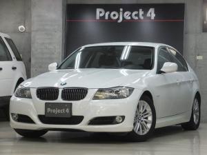 BMW 3シリーズ 325iハイラインパッケージ 左ハンドル ファイナルモデル 黒革シート 禁煙車 純正HDDナビ TV キセノンヘッドライト LEDテールランプ コンフォートアクセス 直列6気筒DOHCの3リッター