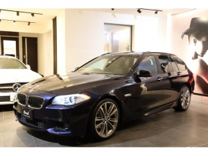 BMW 523iTRG Mスポーツ 純正OP20AW 直6エンジン