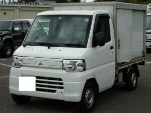 三菱 ミニキャブトラック パネルバン オートマ エアコン パワステ 車検3年4月