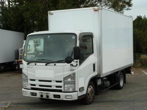 いすゞ エルフトラック 2tロングパネルバン ETC バックカメラ AT
