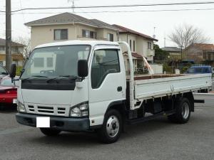 いすゞ エルフトラック 高床2tワイドロング スムーサー6MT