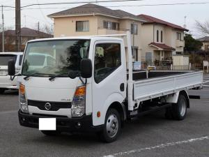 日産 アトラストラック  2t平ロング AT フル装備 キーレス