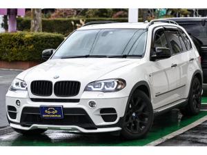 BMW X5 xDrive 35dブルーパフォーマンス プッシュスタート 本革シート シートヒーター セレクトパッケージ パノラマルーフ ヘッドアップディスプレイ 地デジTV iDRIVE TOPビューカメラ クルーズコントロール 社外ヘッドライト