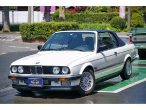 BMW 3シリーズ 325iカブリオーレ 左ハンドル 幌張替え レザー張替え 純正ボディカラー 記録簿有り
