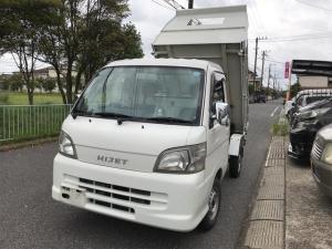 ダイハツ ハイゼットトラック 電動ダンプ 3方開 4WD