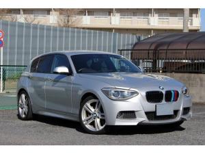 BMW 1シリーズ 120i Mスポーツ 1オーナー バックカメラ 禁煙車
