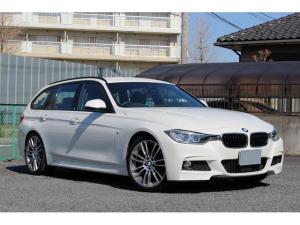 BMW 3シリーズ 320iツーリングMスポーツ 禁煙車 オプション19アルミ