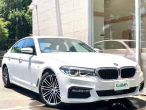 BMW 5シリーズ 523d Mスポーツ イノベーションPKG インテリセーフ