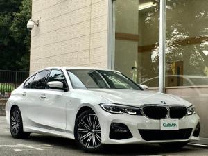 BMW 3シリーズ 320i Mスポーツ  コンフォートP  イノベーションP ワンオーナー メーカーナビ アダプティブクルコン レーンディパーチャー ジェスチャーコントロール パワートランク ダイナミックスタビリティ ヘッドアップディスプレイ ワイヤレスチャージング
