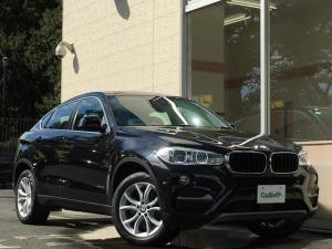 BMW X6 xDrive 35i セレクトPKG  コンフォートPKG セレクトPKG 電動サンルーフ 黒レザーシート 後席シートヒーター 全ドアイージークローズ アダプティブクルコン パワーバックドア LEDライト 衝突軽減 4WD