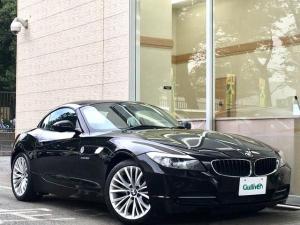 BMW Z4 sDrive20i ハイライン ワンオーナー メーカーナビ 車検R4年1月 登録時走行22千キロ 黒レザーシート シートヒーター パドルシフト 新車保証書 取扱説明書完備