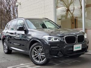 BMW X3 xDrive 20d Mスポーツハイラインパッケージ ワンオーナー ブラウンレザー ACC  HUD 全席シートシーター ワイヤレスチャージング 360°カメラ Pバックドア アダプティブクルーズコントロール アイドリングストップ 純正19インチアルミ