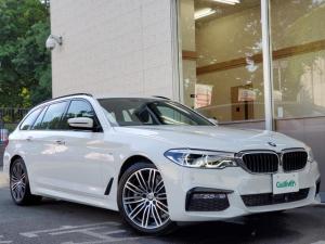BMW 5シリーズ 523dツーリング Mスポーツ ACC HUD 360カメラ Pトランク ワイヤレスC 衝突軽減 レーダーブレーキ 19インチAW LED 点検記録簿