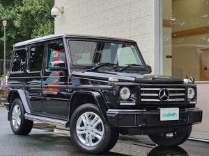 メルセデス・ベンツ Gクラス G350d ブラウンレザー シートヒーター ハーマンカードン 純正ナビ フルセグ サンルーフ H29 H30 R1 ディーラー点検記録簿付き 新車保証書
