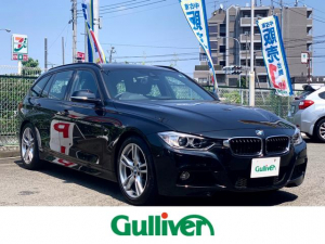 BMW 320iツーリング Mスポーツ HDDナビ 衝突軽減装置