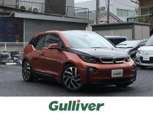BMW i3 ベースグレード ワンオーナー/スマートキー/純正HDDナビ/バックカメラ/ビルトインETC/純正アルミホイール19インチ