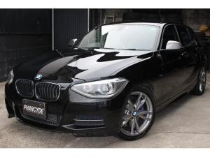 BMW 1シリーズ M135i M135i(5名)アンドロイドナビ バックカメラ コンフォートアクセス DVD ETC Bluetooh