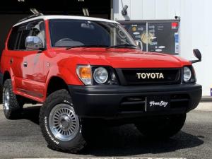 トヨタ ランドクルーザープラド TX 丸目換装 ナローボディ カルフォルニア グッドリッジ