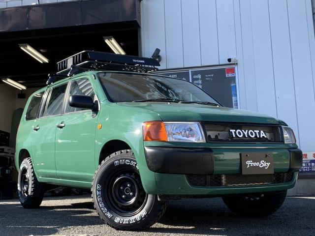 オリジナルTOYOTAグリル ホイールマットブラック 新品シートカバー 新品ルーフラック 新品MTタイヤ リフトアップ
