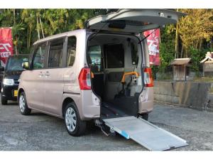 ダイハツ タント スローパー車椅子X SA リアシート付  スマートアシスト