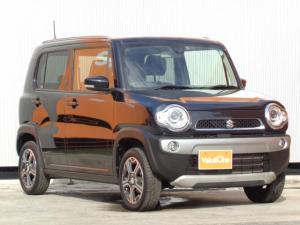 スズキ ハスラー Xターボ 1オーナー 4WD スマートキー SDナビ 1セグTV 衝突軽減装置 HID シートヒーター ダウンヒルアシスト ETC