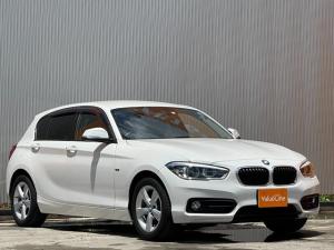 BMW 1シリーズ 118i スポーツ 買い取り直販 後期モデル LEDヘッドライト 衝突軽減装置 フルセグTV ミラーETC 16インチAW レーンガイド バックカメラ